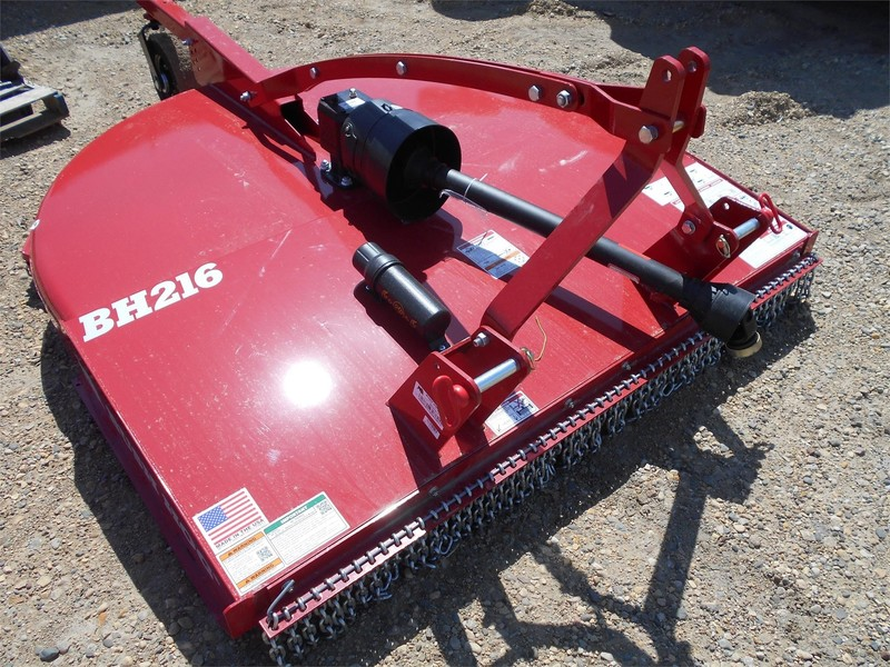 Used Bush Hog BH216 Rotary Cutters for Sale | Machinery Pete