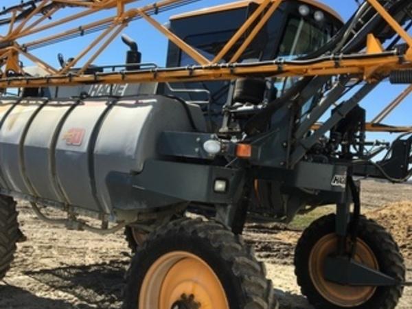 2012 Hagie DTS10 Self-Propelled Sprayer