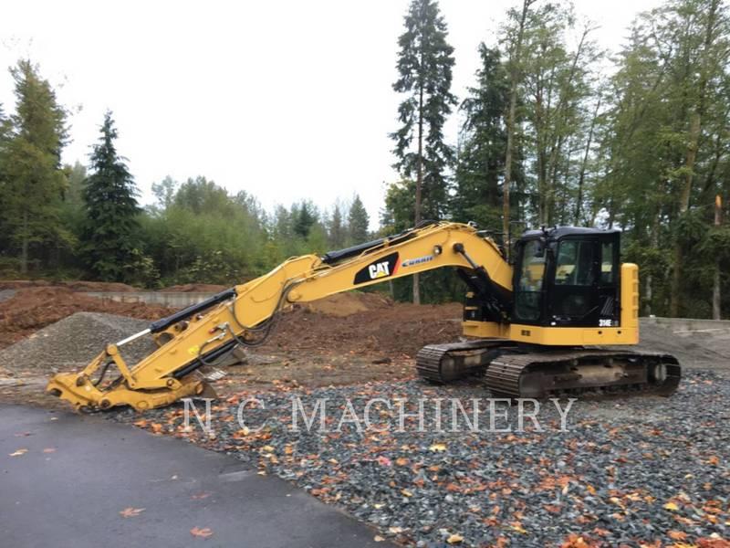 2015 Caterpillar 314ELCR Excavators and Mini Excavator