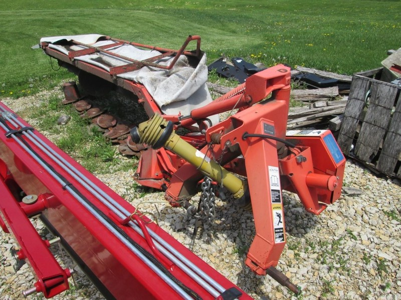Used Kuhn GMD700GII HD Disk Mowers for Sale | Machinery Pete
