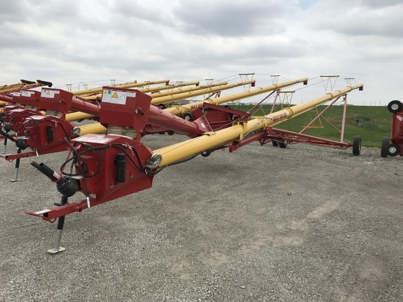 Westfield MKX100-83 Augers and Conveyor