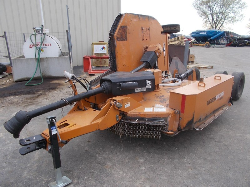 Used Woods BW1260 Batwing Mowers for Sale | Machinery Pete