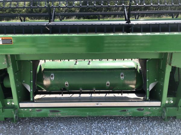 2017 John Deere 635FD Platform