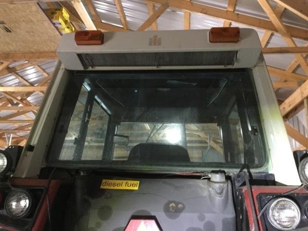 1980 International Harvester 986 Tractor