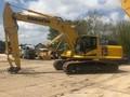 2017 Komatsu PC360 LC-11 Excavators and Mini Excavator