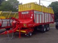 2018 Pottinger FARO 5010L Forage Wagon