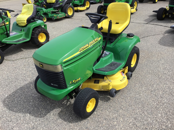 John Deere LX279 Lawn And Garden For Sale Machinery Pete
