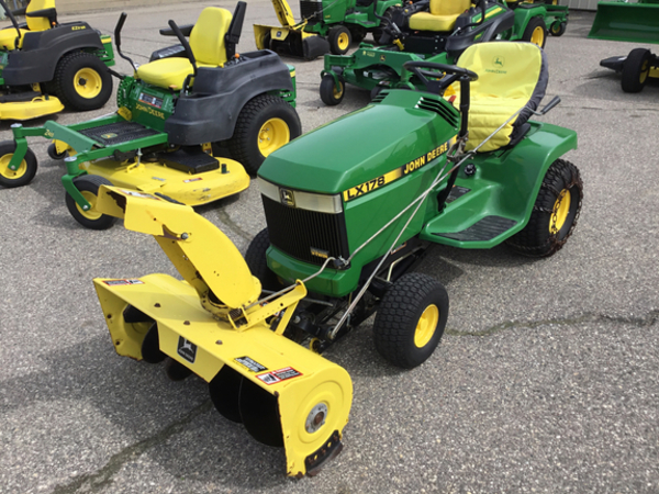 John Deere LX178 Lawn and Garden for Sale | Machinery Pete
