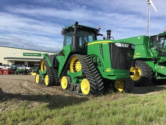 2016 John Deere 9470RX Tractor