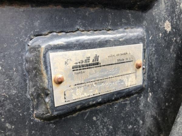 2006 Case IH FLX4520 Self-Propelled Fertilizer Spreader