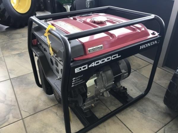 2012 Honda EG4000CLATMB10 GENERATOR Generator