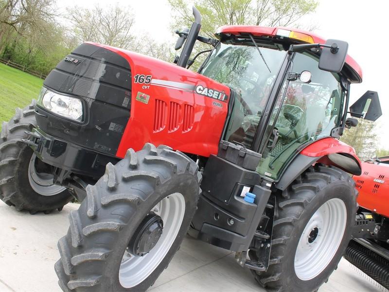 2016 Case IH Puma 165 CVT Tractor