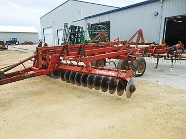 Krause 6115 Soil Finisher