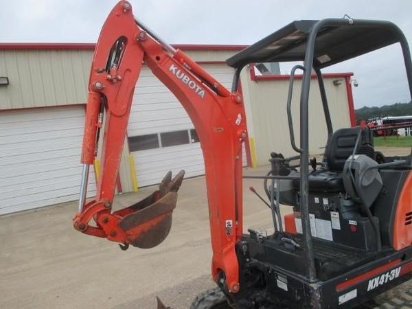 2012 Kubota KX41-3 Excavators and Mini Excavator