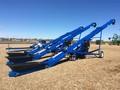 Brandt 1552LP+ Augers and Conveyor