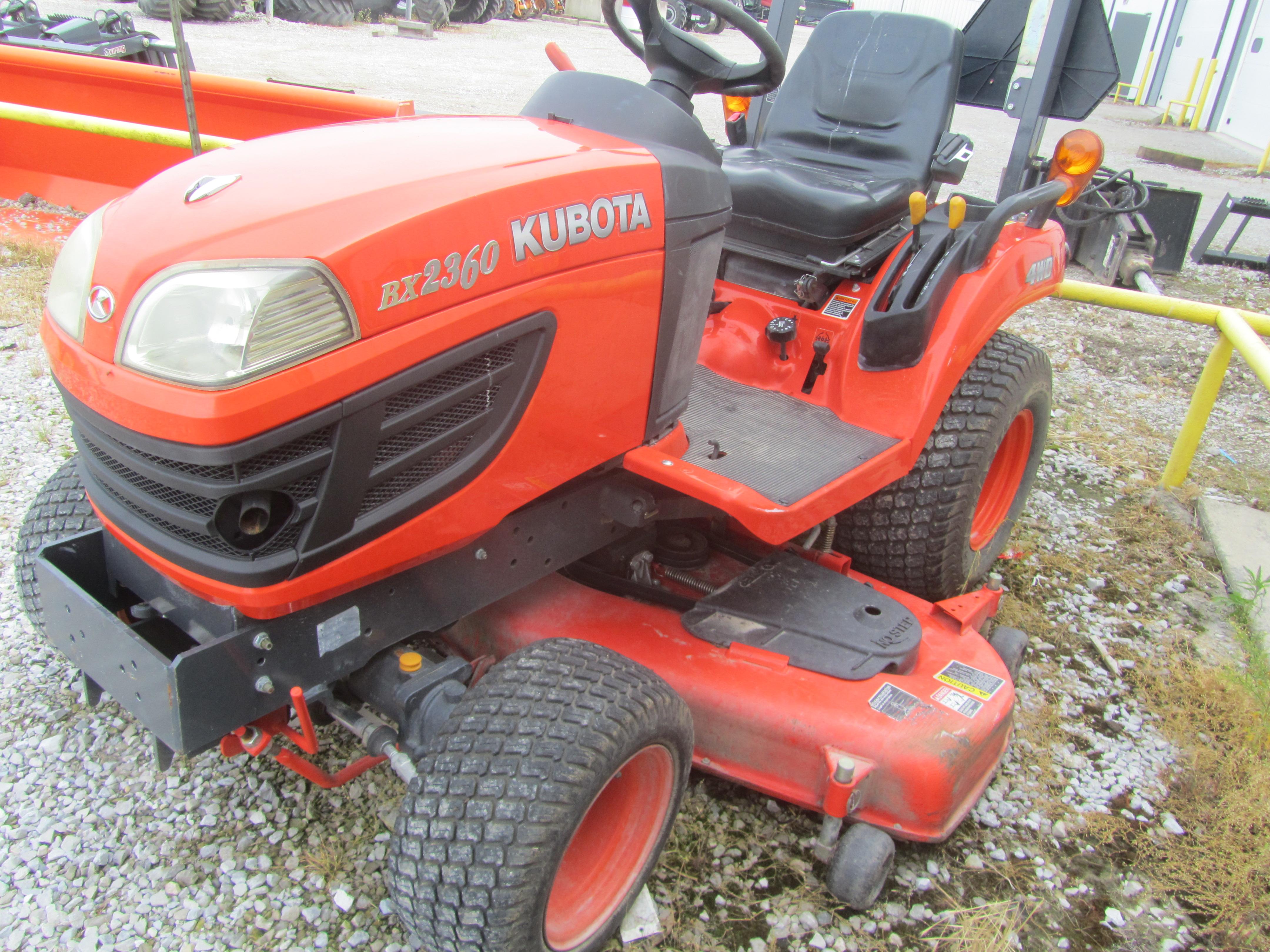 2010 Kubota BX2360 Tractor