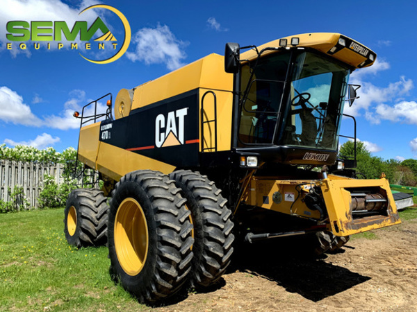 Used Caterpillar Combines for Sale | Machinery Pete