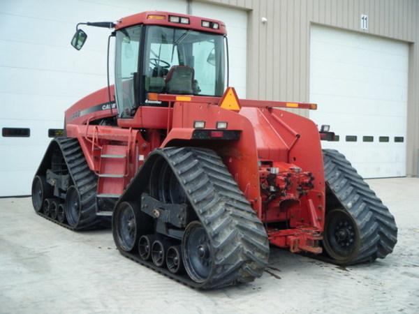 2001 Case IH STX440 Quad Tractor