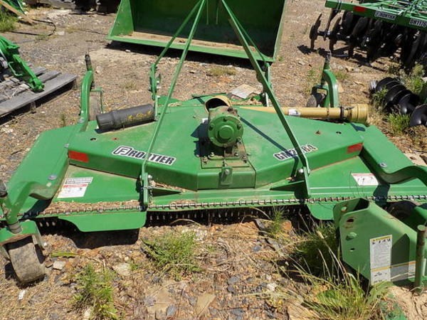 2015 Frontier GM2084R Rotary Cutter