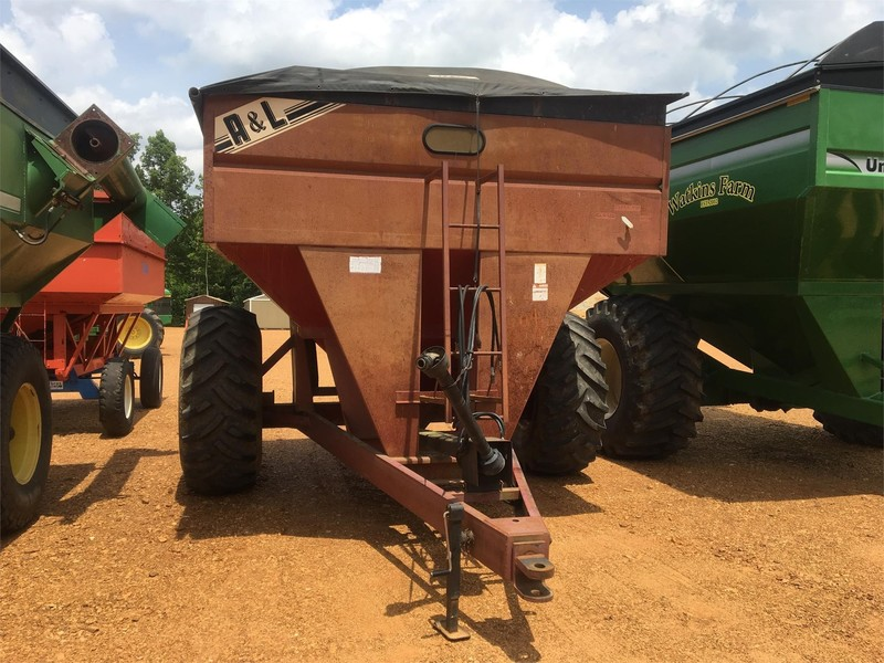 A&L 47 Grain Cart