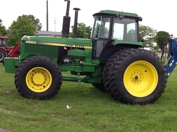 John Deere 4850 Tractors for Sale | Machinery Pete