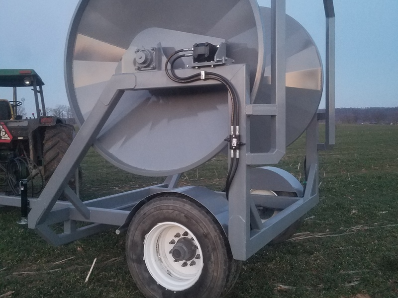 2019 Hoover 860 Manure Spreader