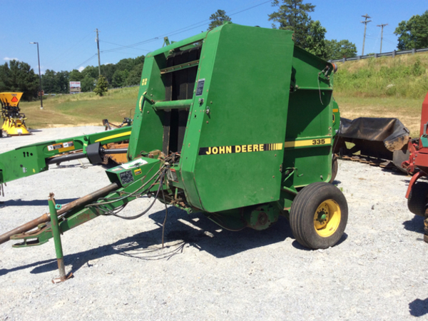 John Deere 335 Round Balers for Sale | Machinery Pete