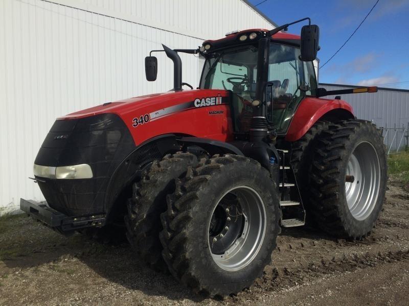 2015 Case IH Magnum 340 Tractor