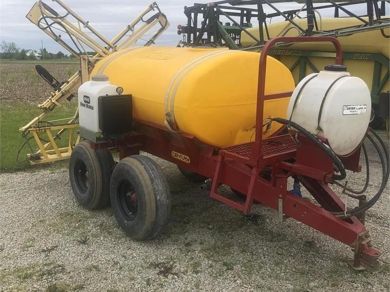 Used Century Sprayers for Sale | Machinery Pete