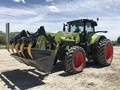 2017 Claas AXION 820 CMATIC 175+ HP