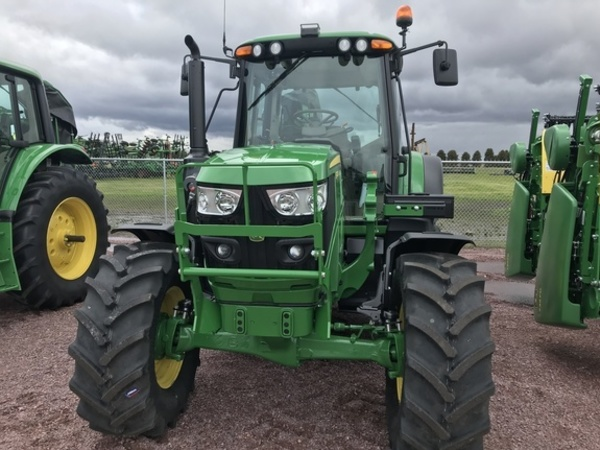 2019 John Deere 6130M Tractor