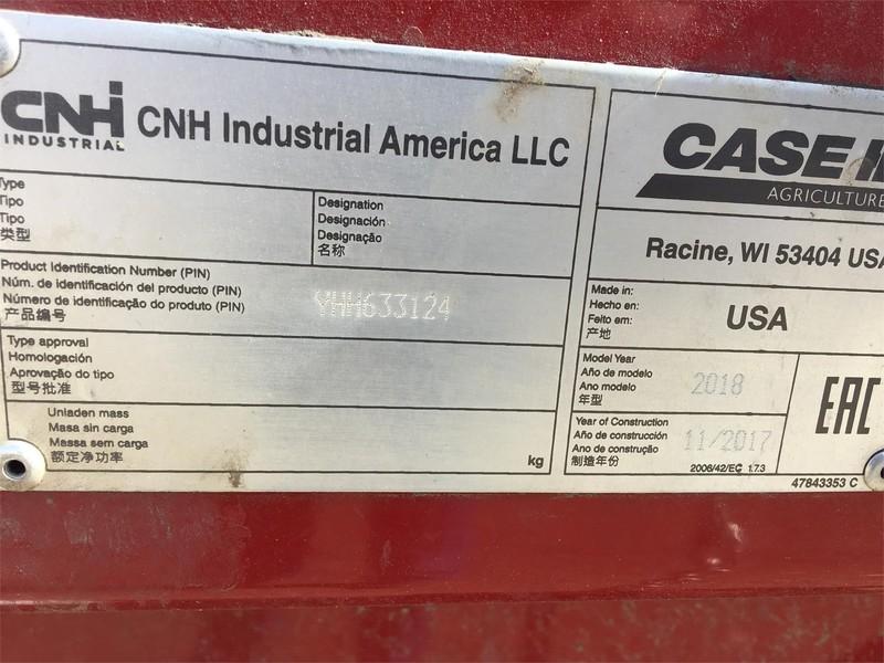 2018 Case IH 4408 Corn Head