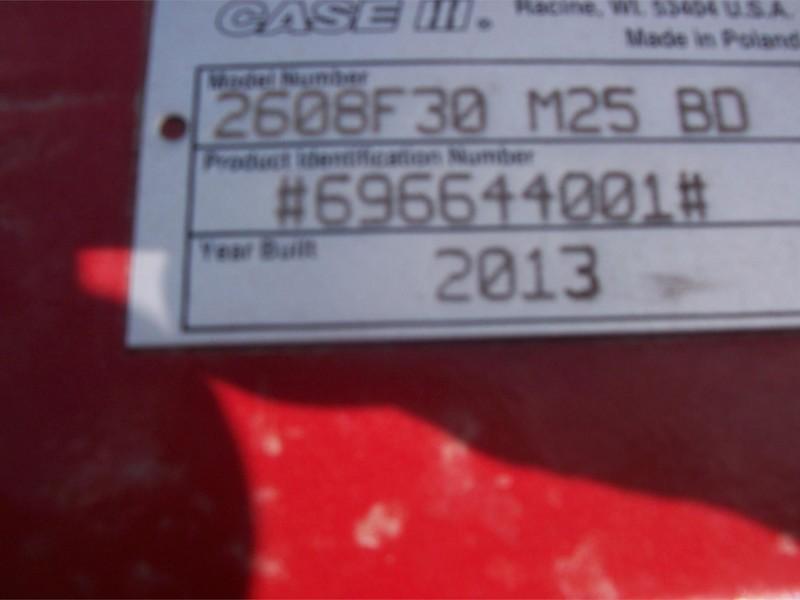 2013 Case IH 2608F Corn Head