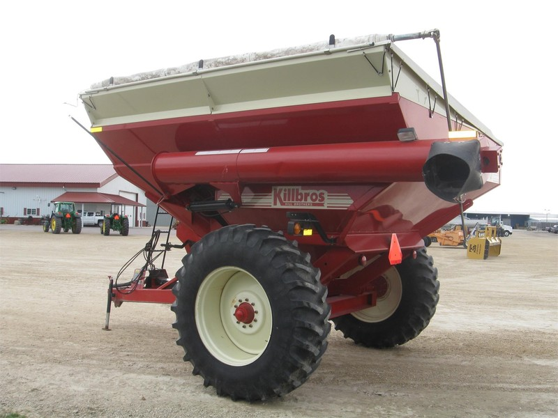 Killbros 1150 Grain Cart