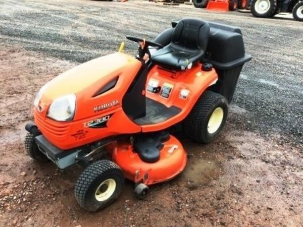 Used Kubota T2380 Lawn and Garden for Sale | Machinery Pete
