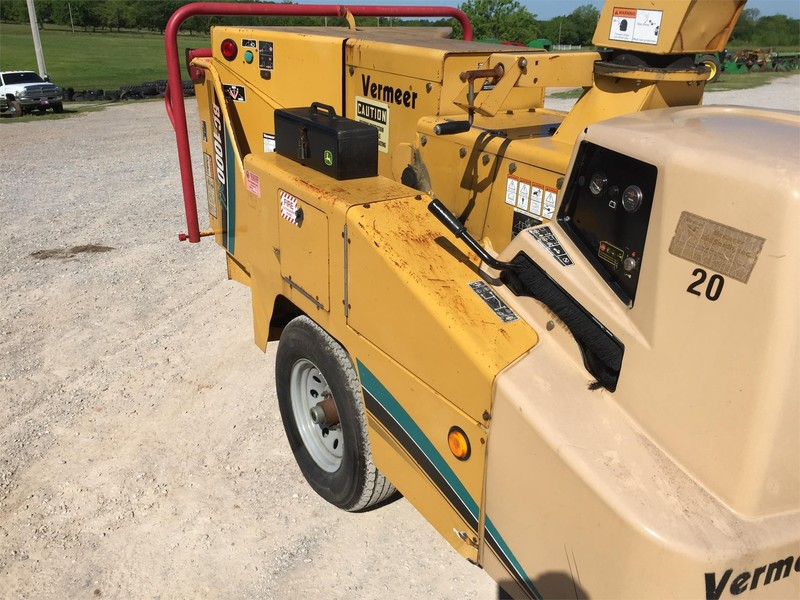 Vermeer BC1000XL Forestry and Mining - Meeker, Oklahoma | Machinery Pete