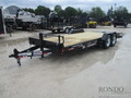 2019 Liberty LE14K83X20C6 Flatbed Trailer