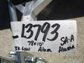 2020 Aluma 7810ES Flatbed Trailer