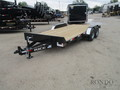 2019 Rice FMCMR8218 Flatbed Trailer