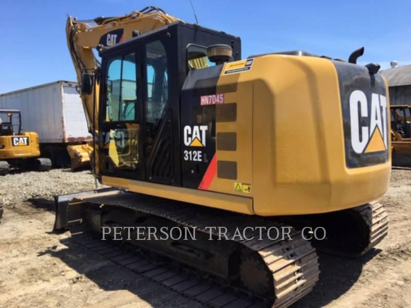 2013 Caterpillar 312EL Excavators and Mini Excavator