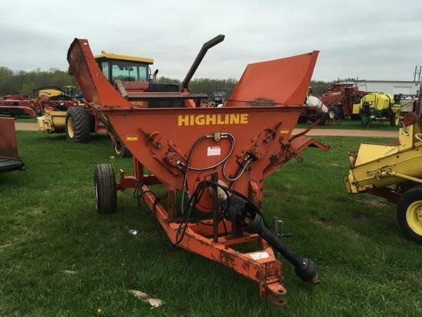 Highline 6600 Grinders and Mixer