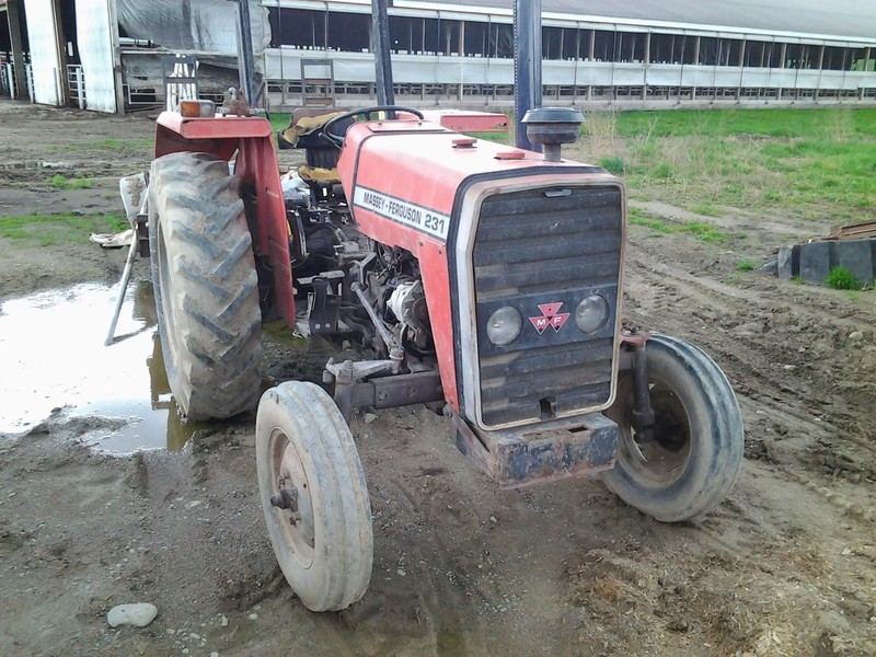 Used Massey Ferguson 231 Tractors for Sale | Machinery Pete
