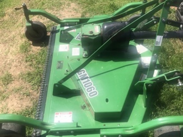 2015 Frontier GM1060 Rotary Cutter