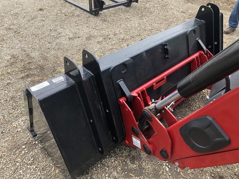 2016 Case IH Maxxum 115 Tractor