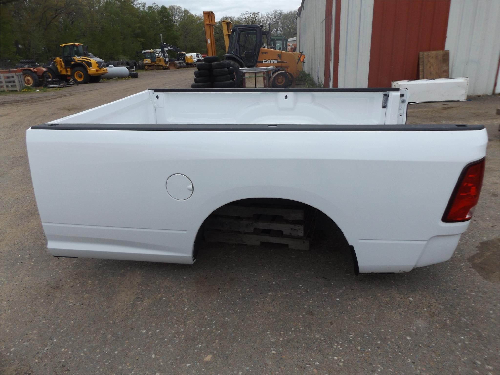 2018 Dodge 8 ft Truck Bed