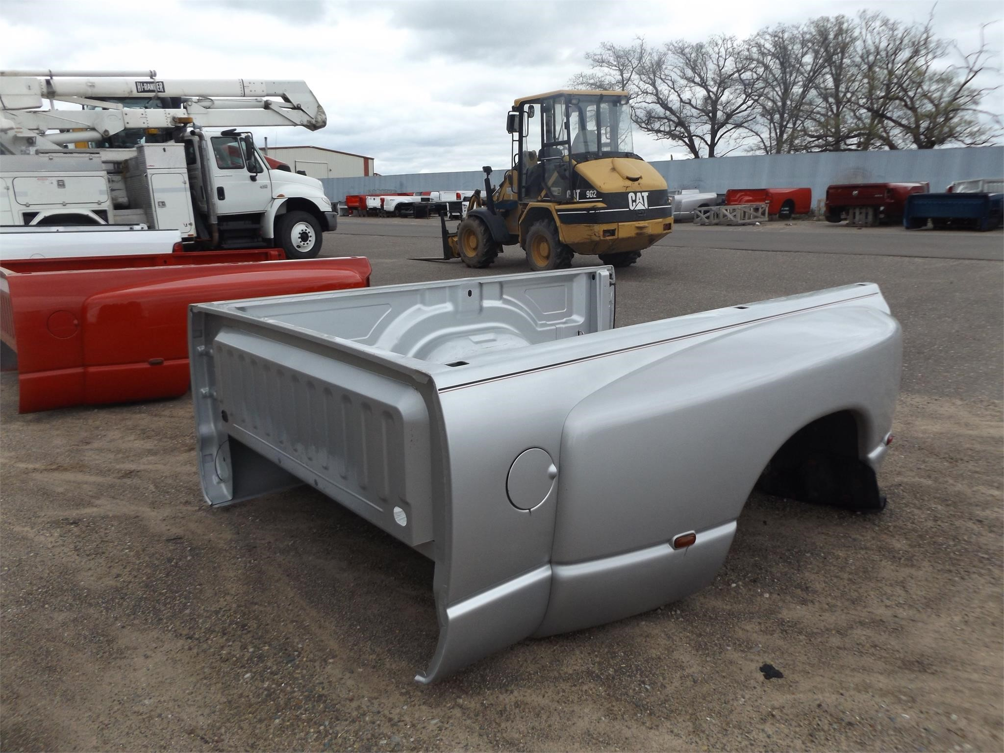 2008 Dodge 8 ft Truck Bed