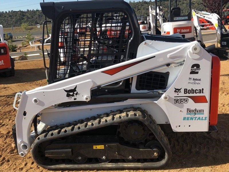 2018 Bobcat CT450 Tractor