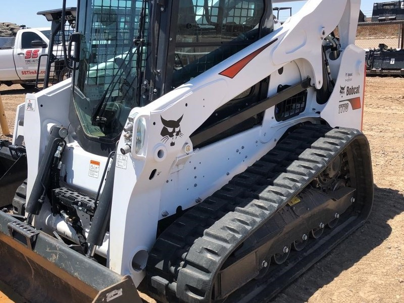 Used Bobcat T770 Skid Steers for Sale | Machinery Pete