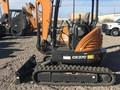 2018 Case CX37C Excavators and Mini Excavator