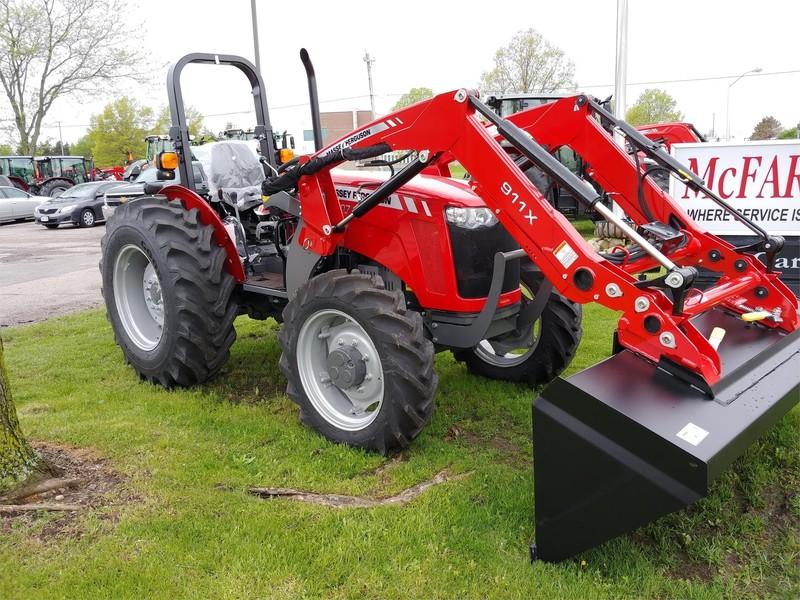 2019 Massey Ferguson 2607H Tractor - Sauk City, Wisconsin